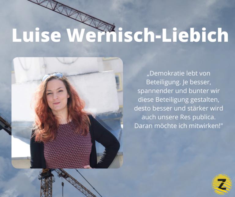 Luise Wernisch-Liebich