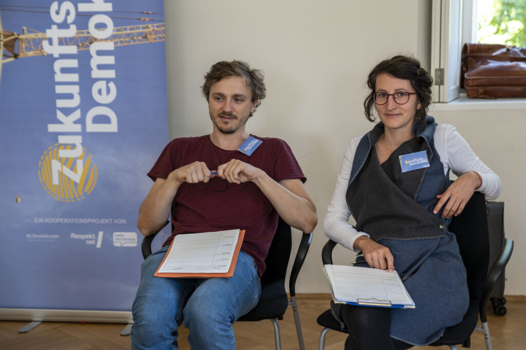 Zukunftsrat Demokratie / Daniel Furxer
